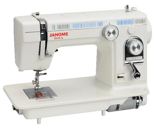Швейная машина janome 808a